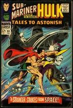 TALES TO ASTONISH #88-SUB-MARINER/HULK VG - $18.62