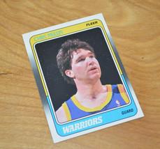 Vintage 1988-89 Fleer CHRIS MULLIN Basketball Card #48 Nice NBA Hall Of Fame - $6.24