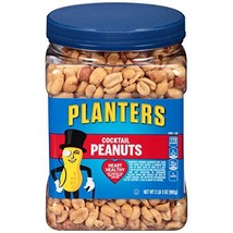 Planters Peanuts, Cocktail, 35 Ounce Pack of 1 - $6.86