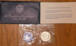 1973-S Eisenhower Dollar 40% Silver.  - £9.59 GBP