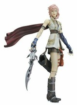 FINAL FANTASY XIII PLAY ARTS Kai Lightning (PVC painted action figure) - $92.91
