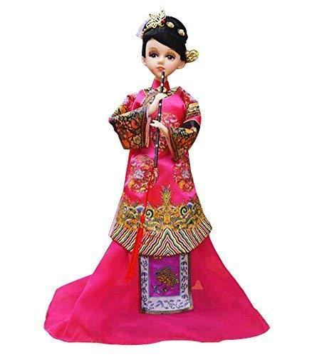 PANDA SUPERSTORE Collector Favorite Traditional Chinese Characteristic Dolls for