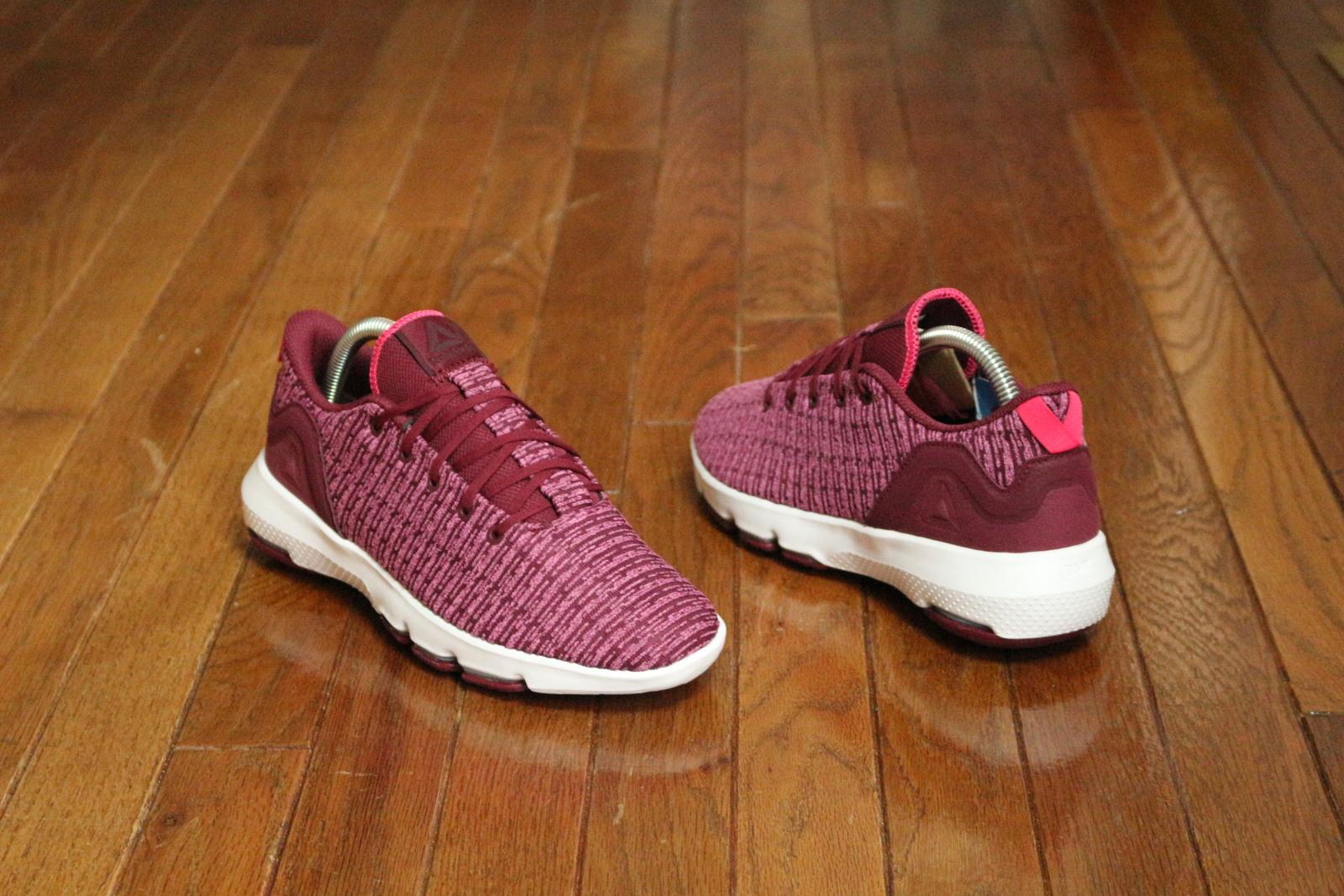6b8f2c568559c5 Reebok Women s Size 8 Cloudride DMX 3.0 Walking Shoe CN5232 TWISTED PINK
