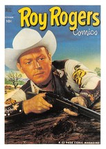 1992 Arrowpatch Roy Rogers Comics Trading Card #58 > Trigger > Happy Trail - $0.99