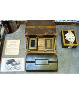Bakelite Canasta Dual Play-Kit Original Box 1951 - $15.00