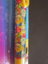 Nickelodeon Spongebob Squarepants 6 Color Pen Orange Purple Pink Blue Gr... - $4.94