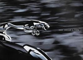 2005 Jaguar S-TYPE sales brochure catalog US 05 3.0 4.2 R V8 VDP - $12.00