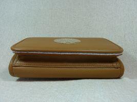 NWT Tory Burch Bark Leather Britten Combo Cross Body bag/Clutch  - $425 image 5
