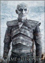 Game of Thrones The Night King of the North Photo Image Refrigerator Mag... - $3.99