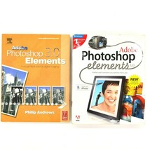 Adobe Photoshop Elements 3.0 MacIntosh Software In Box With Soft Cover M... - $30.39