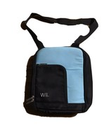 Nintendo Wii Black And Blue Travel Carry Bag - $29.99