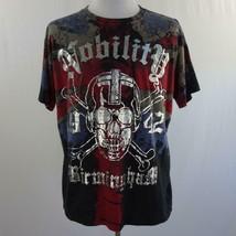 Nobility 1942 Birmingham Graphic T Shirt Mens Sz XL - $24.09