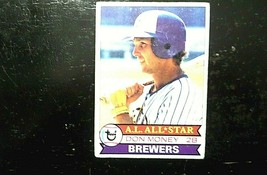1979 Topps Cleveland Indians A.L. All Star Don Money #265 - $1.98