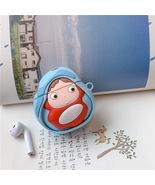 Cute Miyazaki Hayao Ponyo Cartoon Apple AirPod Case Wireless Earphone Cover - $7.00