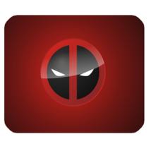 Mouse Pad Fantasy Fight Movie American Superhero Deadpool Logo For Game Anime - $6.00