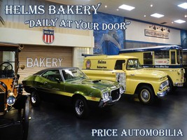 Helms Bakery Daily at Your Door Price Automobilia Collection Metal Sign - $18.95
