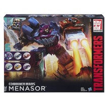 Transformers Generations Combiner Wars Menasor Collection Pack NEW - $205.70