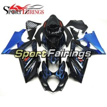 Black Blue Fairings for Suzuki GSXR1000 2007 2008 Bodywork K7 07 08 Body... - $441.31