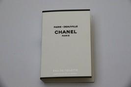Chanel Les Eaux Paris - Deauville Eau de Toilette Sample Spray EDT 1.5 ml .05 oz - $7.95