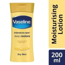 Vaseline Intensive Care Deep Restore Body Lotion 200ml Moisturiser for W... - $12.99