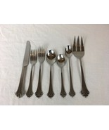 Towle Germany COLONIAL PLUME 18/8 Stainless Flatware YOUR CHOICE  - $11.99+