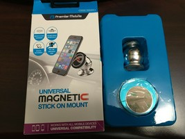 Premier Magnetic Stick-on Mount Solid Metal Edition - $15.84