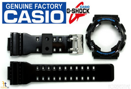Casio GA-110HC G-Shock Original Black (Glossy)Band & Bezel Combo GD-100HC GD-110 - $89.95