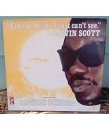Calvin Scott I'm Not Blind I Just Can't See.  1972 1st Press. Vintage Vi... - $33.00