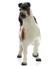Hagen-Renaker Miniature Ceramic Horse Figurine Calico Pony Leg Up image 11