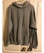 Russell Athletic Wear Adult Hoodie Pullover Sweatshirt Gray M Medium New... - $17.99