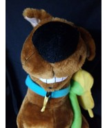 "Scooby Doo With Flower - Cartoon Network - 18"" Tall - $18.99"
