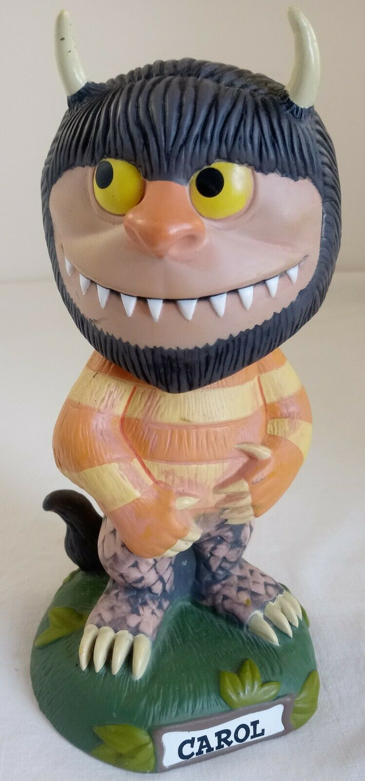 Funko Where The Wild Things Are Carol Wacky Wobbler Bobble Head 2008 - $34.64