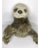 Folkmanis Baby Sloth Full Body Hand Puppet Play Pretend  - $20.46