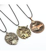Word of Tanks Unisex Pendant / Necklace with Chain - Gaming, 3 Colour Va... - $7.99