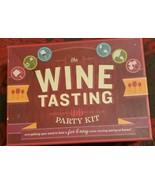 The Wine Tasting Party Kit: Everything You Need to Host a Fun & Easy Par... - $10.88