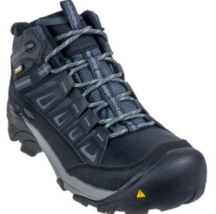 Keen Boulder Mid Size 11.5 2E WIDE EU 45 Men's WP Steel Toe Work Shoes 1018653EE - $107.75