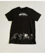 Nickelodeon Avatar The Last Air Bender T-shirt Size M - $25.99