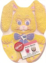 Wilton Sunny Bunny/Easter Bunny Cake Pan (2105-2435, 1987) - $29.99