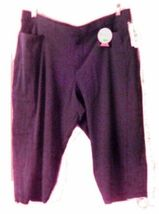 Lee Long Knicker Shorts & Capri Pants NWT$48-$50 Size Medium - 20W image 3