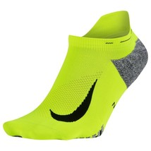 NIKE Womens NikeGrip Elite Lightweight No Show Running Socks sz 1 (9.5-1... - $24.74