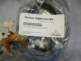 US801343 Tormax M8 to Molex Photoeye Transmitter Receiver Cables 7 Meters - $125.19