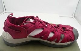 One Single Left Sandal size 10 M KEEN Women's Whisper Sandal,Beet Red No... - £12.34 GBP