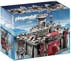 PLAYMOBIL 6001 Hawk Knights' Castle Set New Sealed - $224.40