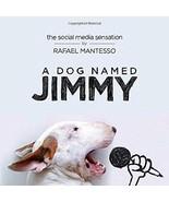 A Dog Named Jimmy : Jimmy Choo the Bull Terrier :  Mantesso : New Hardco... - $14.95