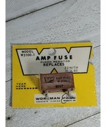 Workman Electronic Amp Fuse Resistor Replaces zenith 136-85 8037 w3100-1... - $11.88