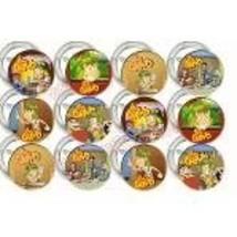 EL CHAVO Party Supplies Pocoyó 12 PINS Buttons FAVORS Kiko Chilindrina F... - $12.85