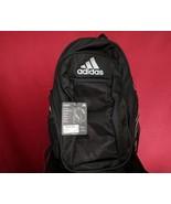 ADIDAS ESTADIO Team Soccer Backpack III Black NEW w/ TAGS & Load Spring Back