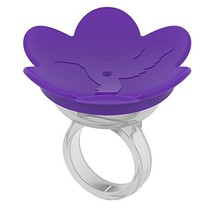 ZUMMR Hummingbird Ring Feeder (Purple) - $6.77