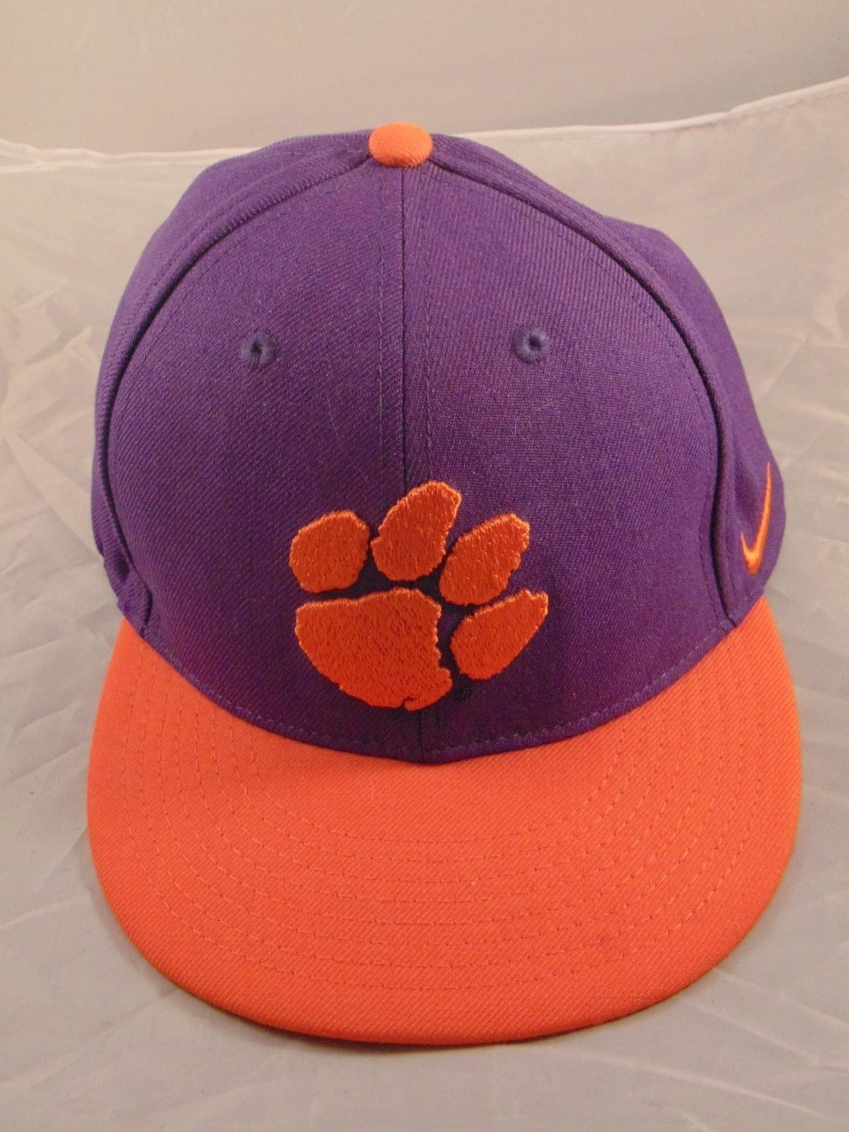 Clemson Tigers Nike Baseball Cap Hat Fitted and 50 similar items b691b44a6