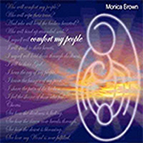 Comfort my people by monica brown